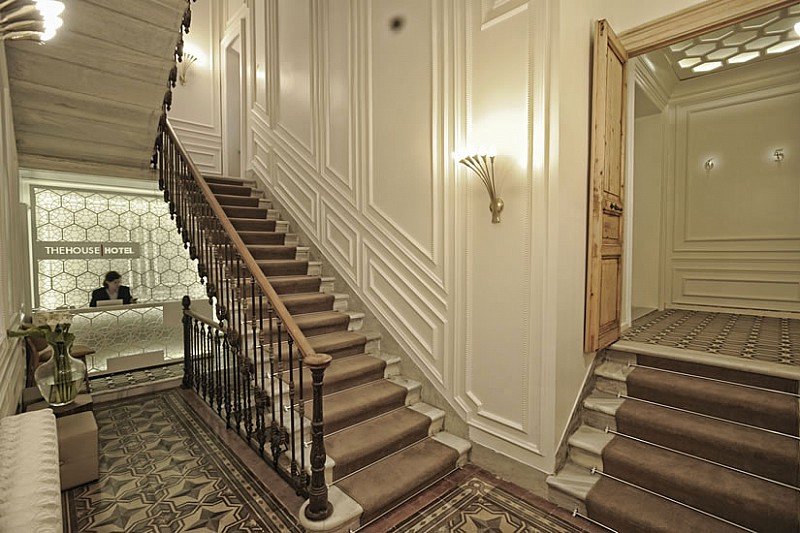 The House Hotel Galatasaray Istanbul